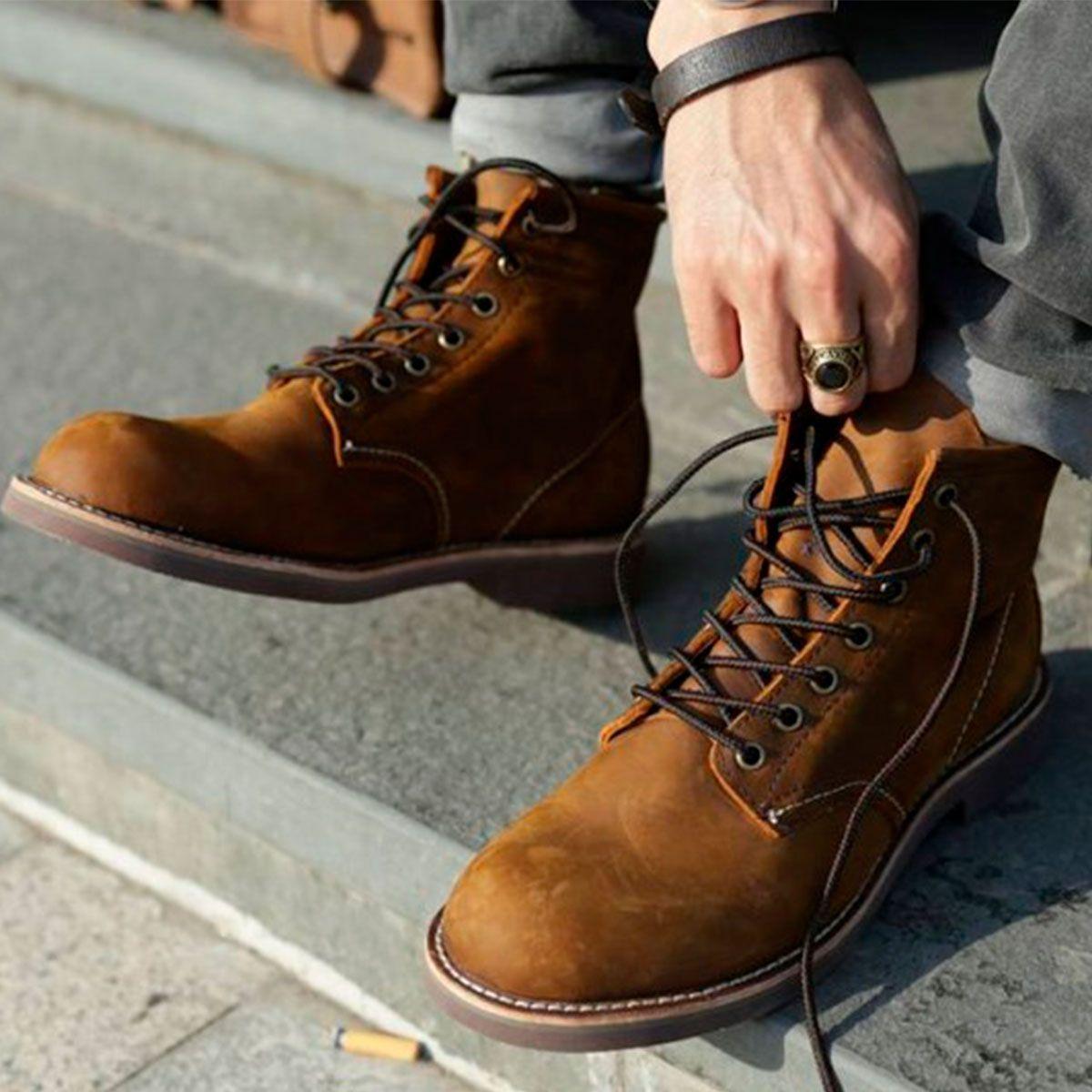 6ea28f181 Как выбрать зимнюю мужскую обувь | Блог STEPTER