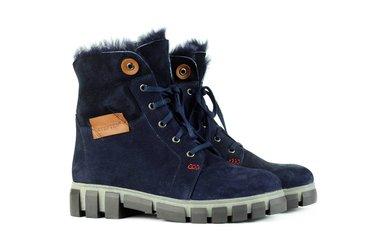 2151e0fea Купить женскую зимнюю обувь из натурального нубука | STEPTER