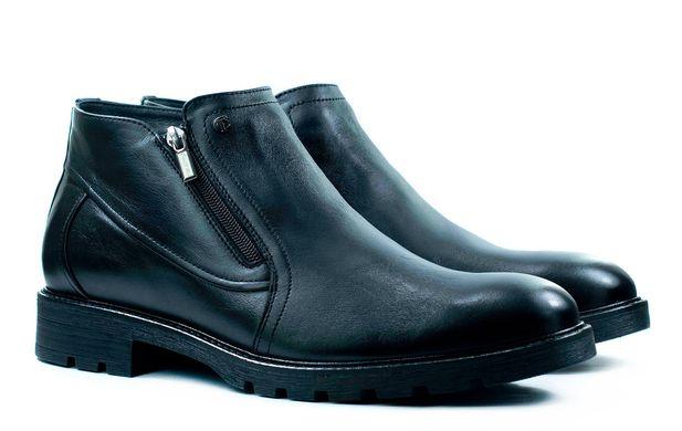 Мужские ботинки черные 5454 в интернет магазине STEPTER 49d0b852d1dec