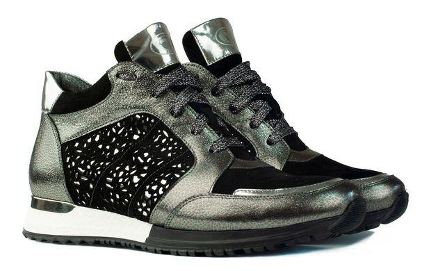 Жіночі кросівки сріблястиі 6775 в інтернет магазині STEPTER 6a7b625698b1c