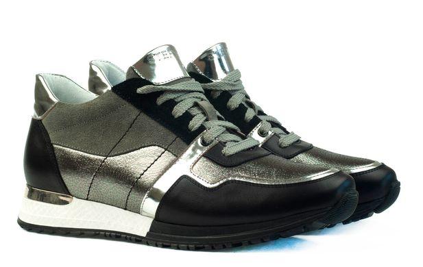 Жіночі кросівки сріблястиі 6776 в інтернет магазині STEPTER 21d91d78dcb82