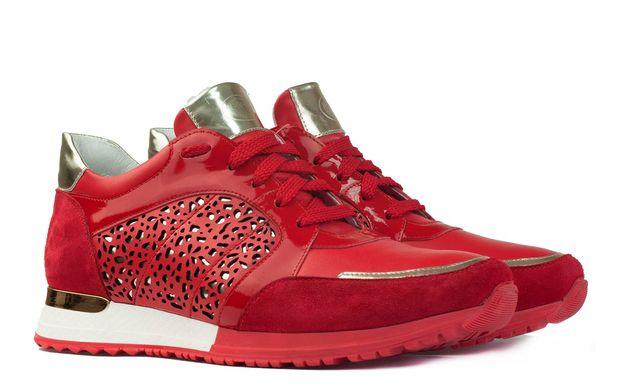 Жіночі кросівки червоні 6778 в інтернет магазині STEPTER 3bda46d2825fa